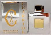Charriol Royal Platinum Pour Homme Eau De Parfum Spray 100ml / 3.4oz.