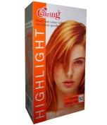 Hair Bleaching Highlight Dye Caring One Step Orange