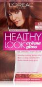 L'Oreal Paris Healthy Look Hair Colour, 6R Light Red Brown/Spiced Praline by L'Oreal Paris Hair Colour [Beauty]