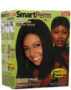 Smart Perm No-Lye Relaxer Kit - Super