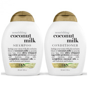 OGX Nourishing Coconut Milk Shampoo & Conditioner