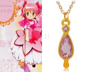 Afirst Anime Puella Magi Madoka Magica Design Necklace
