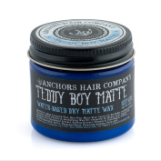 Anchors Hair Company Teddy Boy Matte Water Based Dry Matte Wax 80ml
