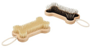Ore Wood Bone Brush Boar Bristles