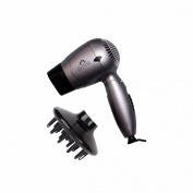 Sutra Beauty Professional Travel Blow Dryer, Silver, 950ml