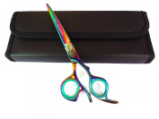 Professional Hairdressing Scissors Hair Cutting Shears Barber Salon Styling Scissors Set 15cm Japanese Steel with Case Razor Edged