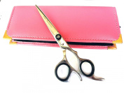 Professional Hairdressing Scissors Hair Cutting Shears Barber Salon Styling Scissors Set 14cm Japanese Steel with Case Razor Edged