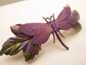 Wedding Hair Clips Wedding Hair Accessories Dragonfly Barrettes Bridal Hair Clips