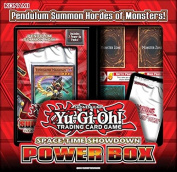 Yugioh Space-Time Showdown Power Box includes playmat!