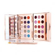 Glamour Eye & Lip Palette (15XEye Shadow, 5xLip Gloss, 10xLipstick, 1xApplicator), 8.25g/0.29oz