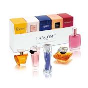 The Best Of Lancome Fragrances 5pc Miniatures Coffret