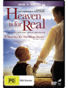 Heaven Is For Real (DVD/UV) [Region 4]