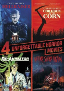 4 Unforgettable Horror Movies [Region 1]