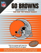 Go Browns Activity Book
