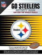 Go Steelers Activity Book