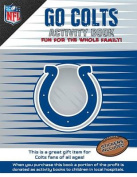 Go Colts Activity Book