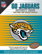 Go Jaguars Activity Book
