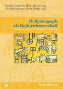 Heilpadagogik ALS Kulturwissenschaft [GER]