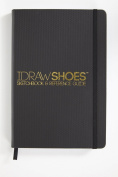 Copic Marker IDRAW Sketchbook and Reference Guide, Black