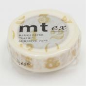 mt Masking Tape - mt ex / Number & Sign R Gold