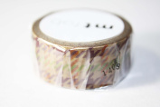 mt Masking Tape - mt fab / Wax Paper Hound's-tooth Cheque