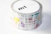 mt Masking Tape - mt fab / Screen Circle x Line