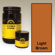 Fiebing's Light Brown Antique Finish Paste 120ml