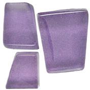 Mosaic Mercantile Mosaic Merc Crafter's Solid Tile, 0.5kg, Purple
