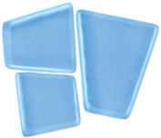 Mosaic Mercantile Mosaic Merc Crafter's Solid Tile, 0.2kg, Light Blue