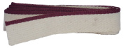 Bookbinders Workshop Headbands - 100% Medium Cotton - Solid Burgundy