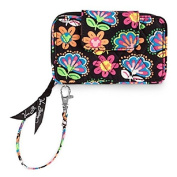 Vera Bradley Disney Midnight with Mickey Smartphone Wristlet Black Cell Phone Case