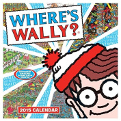 Wheres Wally Wall: 12x12