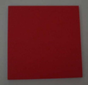 Japanese 15cm Red Origami Folding Papers 50 Sheets #N8593, Made in Japan