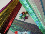 Origami Stars Papers (Large Size) Package J4