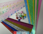 Origami Stars Papers (Large Size) Package HW