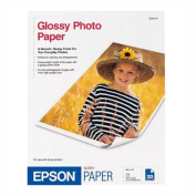 Glossy Photo Paper, 27kg., Glossy, 11 x 17, 20 Sheets/Pack