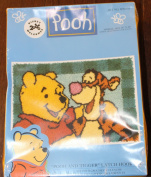 Caron - Walt Disney's Winnie the Pooh - Pooh & Tigger Latch Hook Kit
