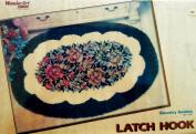 Wonderart Country Garden Latch Hook Kit - # 4495