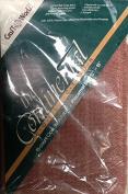 "15-Count Cross Stitch Fabric - 2 Placemat Size 30cm x 18"" - Medium Rose"