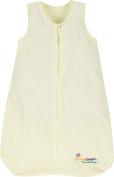 Miracle Blanket Sleeper Wearable Blanket, Yellow, Medium
