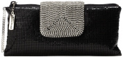 Whiting & Davis Crystal Confection Wristlet