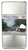 Royal & Langnickel Large Tin Acrylic Painting Art Set
