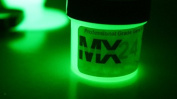 GREEN MX24 Extreme Glow in the Dark Paint Daytime Invisible Range 30ml