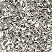 "Silver Solder Ultra Tiny Precut Pieces 0.5mm X 1mm X .25mm ""Medium "" Density Chip"