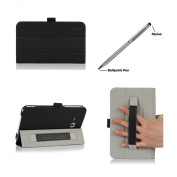 ProCase Samsung Galaxy Tab 3 Lite 7 Tablet Case with bonus stylus pen - Tri-Fold Smart Cover Case for Tab 3 Lite 18cm , SM-T110 & T-111