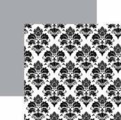 GCD Studios - Cosette Collection - 12 x 12 Paper - 25 Sheets
