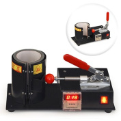 Sublimation Heat Transfer Press Machine - for Coffee Mug Usage - Model PRO-105X