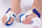 HAV Splint Medical Bunion Stretcher, Straightener & Corrector for Toes Bone Deformity & Extroversion Relief