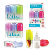 DCI Stash and Go Travel Bottle Set