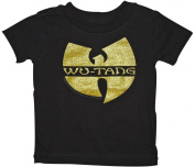 Sourpuss Wu-Tang Logo Kids Tee